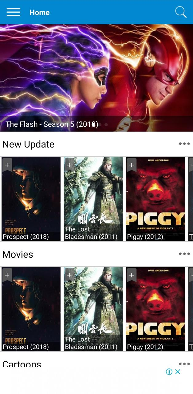 Newest Movies HD APK ON Android