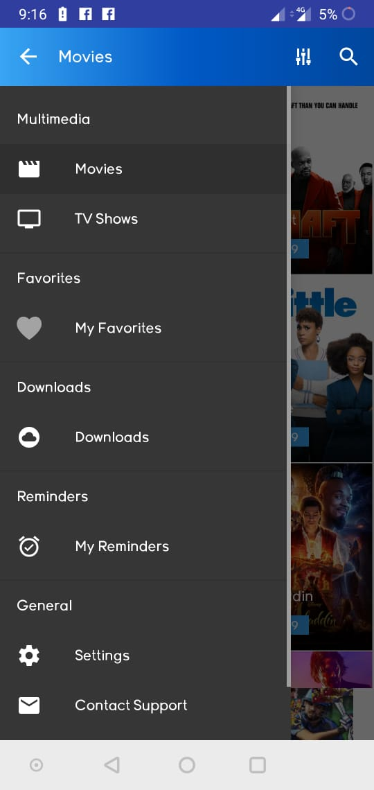 Updated JetBOX TV APK